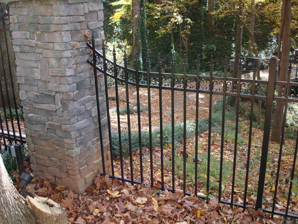 iron fence inc